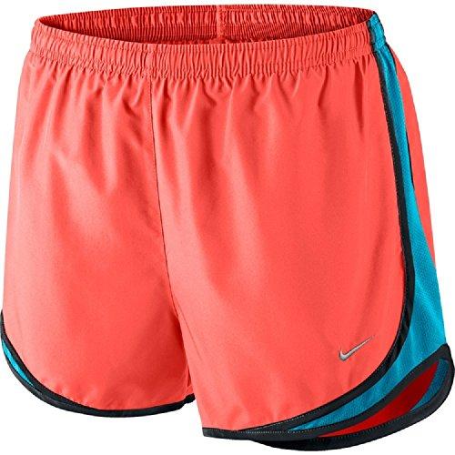 Nike Tempo Shorts De Running Hyper Orange