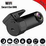 TPulling WIFI-Fahrtenschreiber WIFI Auto DVR Dashcam Videorekorder Digital Registrar Camcorder