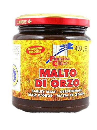Malto di Orzo Bio 400G
