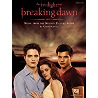 Twilight - Breaking Dawn, Part 1 Songbook: Music from the Motion Picture Score (Piano Solo Songbook)