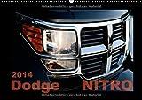 US-Cars - Dodge NITRO (Wandkalender 2014 DIN A2 quer): Amerikanische Autos auf deutschen Straßen (Monatskalender, 14 Seiten)