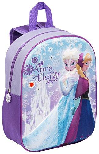 Bambini Zaino Borsa cabina per bambini/bambini, design 3d in eva Zaini per la scuola/nursery/da viaggio (Frozen, Star Wars, My Little Pony) multicolore Frozen
