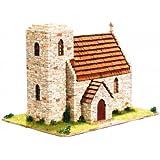 Iglesia Old Cottage Maqueta de Piedra