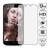 Guran® Bildschirmschutz Glasfolie für Doogee X6 / X6 Pro Smartphone Screen Display Hartglas Schutzfolie Film