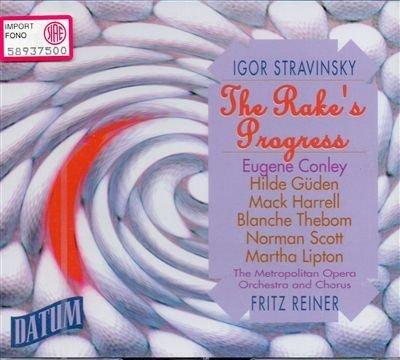Rake's Progress (Metropolitan Opera Orchestra, Adler) by Igor Stravinsky (1996-01-25)