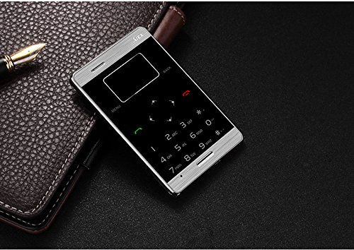 Aiek Lascom India Aiek Ultra Slim Credit Card Size Phone Of Bis Government