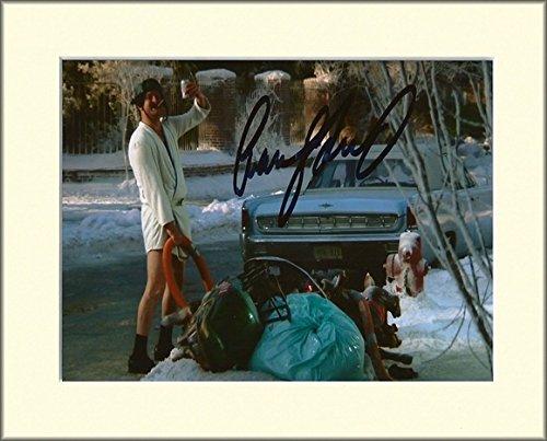 Randy Quaid Cousin Eddie Christmas Vacation signierte Autogrammkarte, im Passepartout