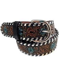 prezzo competitivo d458e 67488 Amazon.it: cinture western - Cinture / Accessori: Abbigliamento