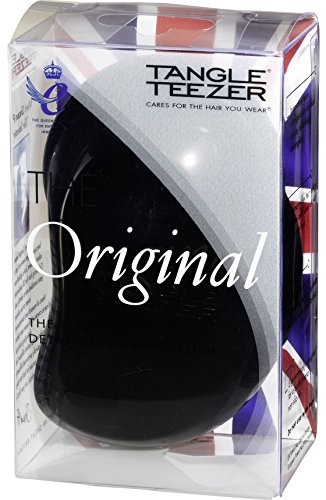 Cepillo para el pelo original Panther Black. Tangle Teezer