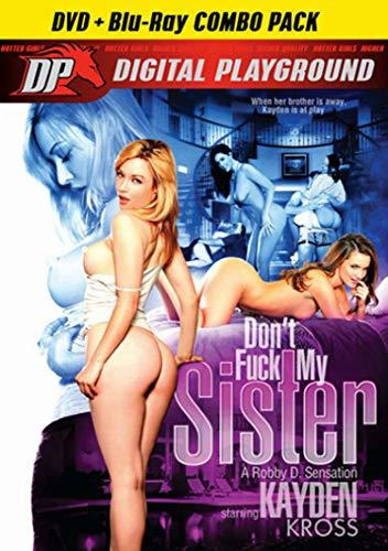 BLU-RAY,DVD - Don't Fuck My Sister (DVD + Blu-Ray) (Blu-ray+dvd)