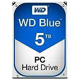 WD Blue WD50EZRZ 5 TB Interne Festplatte (8,9 cm (3,5 Zoll), SATA 6 Gb/s (bulk))