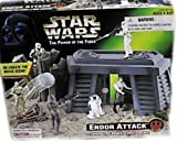 "Endor Attack Playset - Star Wars ""Power of the Force"" Collection von Kenner / Hasbro"