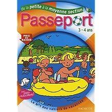 Passeport de la Petite à la Moyenne Section