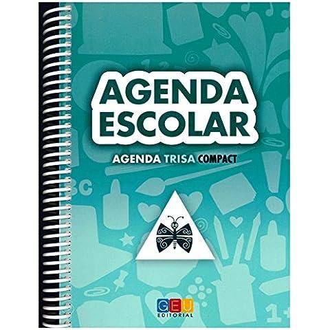 Agenda escolar Trisa Compact. Guardería/Ed. Especial (Permanente)