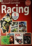 [A] Gebraucht: Microsoft Game Box - Racing 5 PC Spiele Paket, Motorrad GP , Burning Wheel, Chopper Rider, GP Racing, GTR pure. - PC
