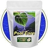 PoolCare - Algizid freie Poolpflege, kristallklares Wasser bis 12 Wochen ohne Nachdosieren (5 Einheiten für max 5.000 Liter)