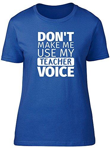Shopagift Damen T-Shirt schwarz schwarz Blau