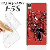 Case Bq Aquaris E5S Case K160Heroe araa Red Fabric