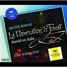 Berlioz: The Damnation of Faust; Harold in Italy (2 CDs)