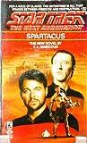SPARTACUS (STAR TREK NEXT GENERATION 20) (Star Trek, the Next Generation, No 20)