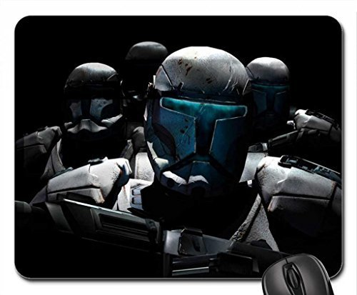 Preisvergleich Produktbild Star Wars Battlefront Mouse Pad, Mousepad (10.2 x 8.3 x 0.12 inches)