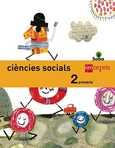 Ciències socials. 2 Primària. Saba - 9788467578911
