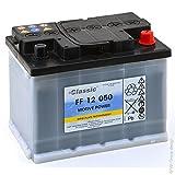 GNB Classic FF - Staplerbatterie MARATHON Classic FF12050 12V 50Ah A