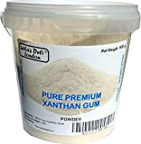100% pura de la Goma Xantana prima - Grado A (400 g) - Xanthan Gum