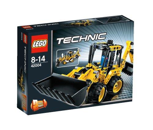 Preisvergleich Produktbild Lego Technic 42004 - Mini-Baggerlader