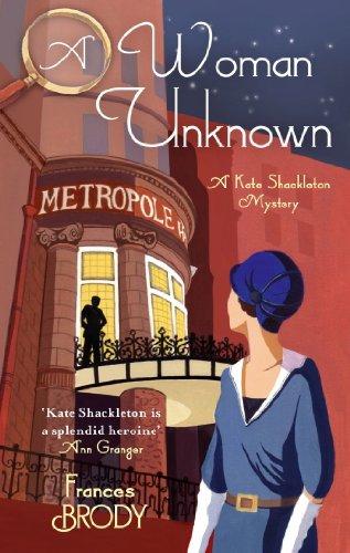 A Woman Unknown ( Kate Shackleton 4)