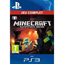 Minecraft: Edition PlayStation [Code Jeu PSN PS3 - Compte français]