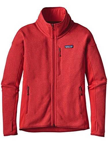 Patagonia Veste fleece W's Performance Better Sweater Jacket French Red