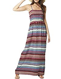 TopsandDresses Ladies Long Maxi Aztec Dress In Sizes 10-24