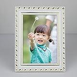 DHWJ Europäische Solide Holz bilderrahmen, Kreative Tabelle einrichten Kinder Foto-Rahmen Foto Rahmen Ornament-C 30.5x40.6cm(12x16inch)