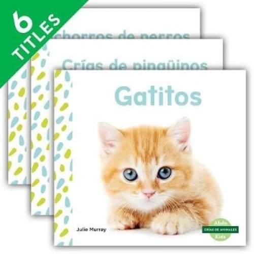 Crías de Animales (Baby Animals) (Spanish Version) (Set)