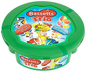 Cadbury Bassetts/ Christmas Tub Mix 750 g