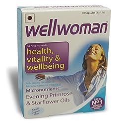 Wellwoman 30 Capsules(2x15s)