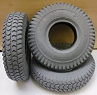 Mobility Scooter Tyres 260 x 85 (300 x 4) Block Tread