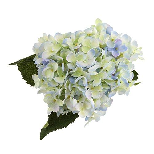 Künstliche Blume Hortensie DIY Tisch Haus Dekoration Dekor