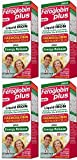 (4 PACK) - Vitabiotic - Feroglobin Plus Liquid   200ml   4 PACK BUNDLE