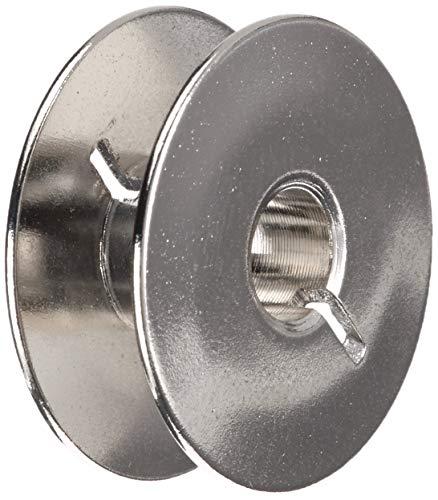 Prym 611352 Nähmaschinen-Spulen Metall 21,9x9mm, 5 Stück