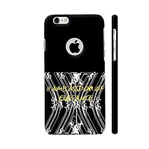 Colorpur Hash Tag Ambassdor Of Elegance Artwork On Apple iPhone 6 / 6s Logo Cut Cover (Designer Mobile Back Case) | Artist: Urvashi