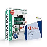 Microsoft® Office 2013 PRO (Professional Plus) DVD mit original Lizenz. Europsoft Box. Papiere & Zertifikate. Alle Sprachen 32 & 64bit