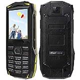 Telephone Portable Incassable, Blackview BV1000 Téléphone Senior avec Grandes...