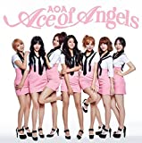 AOA Ace of Angels [Type A](ALBUM+DVD)(F.LTD)(Japan Version)[+AOA autograph photo][+AOA poster][+AOA message photocard][+AOA postcard][+AOA sticker]