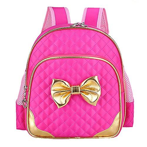 rten Schultaschen/Kinderrucksack/Schulrucksäcke /Kinderbuch Tasche,Rosen Rot (Kleines Mädchen-kleidung Zu Speichern)
