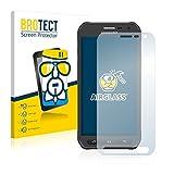 BROTECT Panzerglas Schutzfolie kompatibel mit Samsung Galaxy S6 Active SM-G890A - Flexibles Airglass, 9H Härte