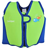 Swimbest Swim Jacket / Swim Vest - 16 months - 7 years - Various Colours