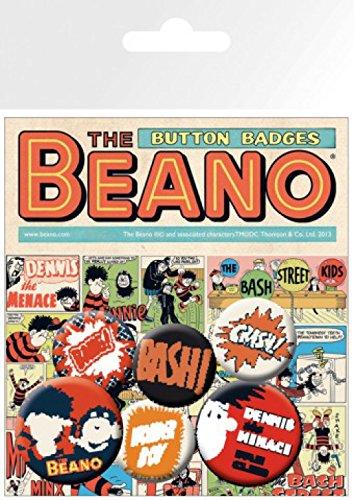 set-beano-dennis-the-menace-classic-4-x-25mm-2-x-32mm-buttons-button-pack-15x10-cm-inklusive-1x-1art