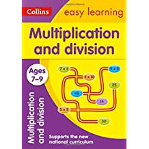Multiplication and Division Ages 7-9 (Collins Easy Learning)